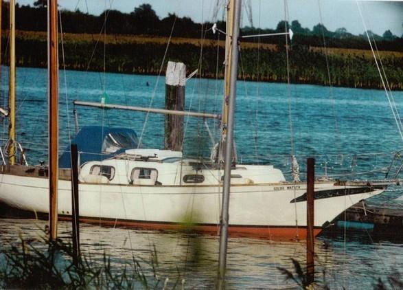 Yawl - Zeilboot