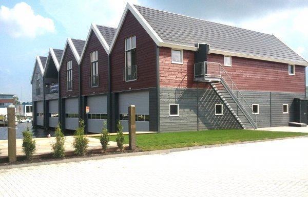 Boathouse - Houkesloot
