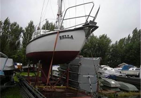 Contest Zeer mooie Zeilboot.