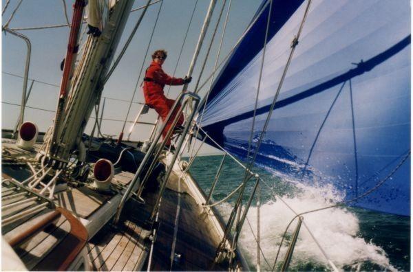 Hutting 40 Parcival (Koopmans) - Zeilboot zeewaardig