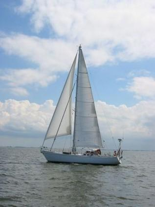 Hutting 40 Pyrrha (Koopmans) - Zeilboot zeewaardig