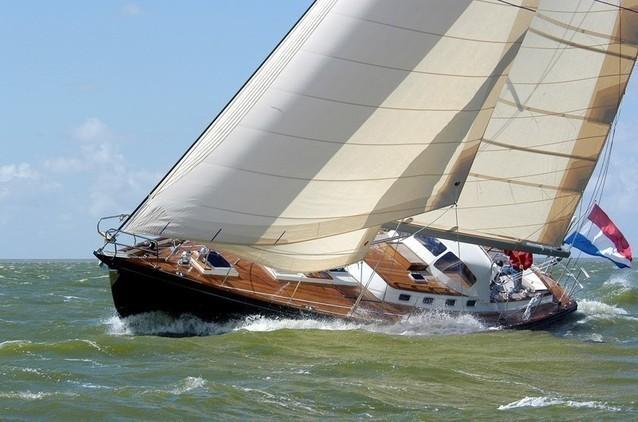Hutting 49 Contentevent (Koopmans) - Zeilboot zeewaardig