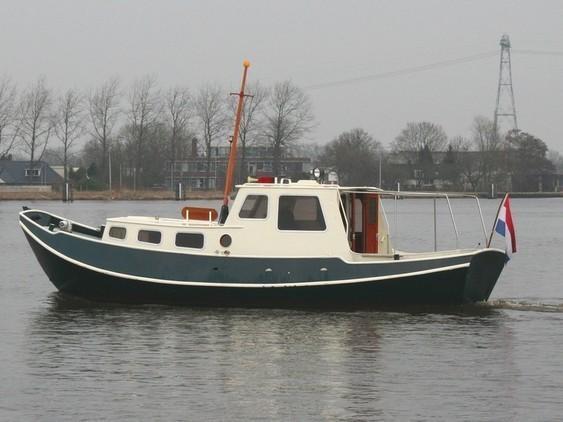 Motorboot - Jork 1690 Zeeschouw