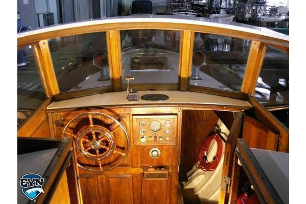 Petter - Klassieke Motorboot